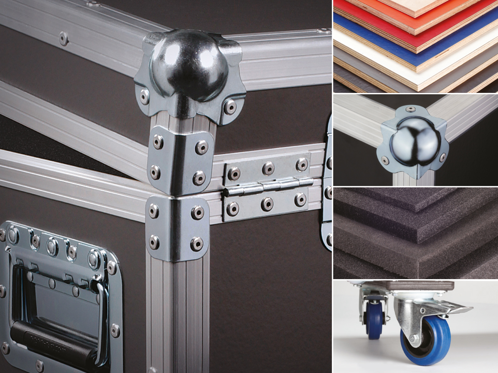 flightcase flightcase teile. Black Bedroom Furniture Sets. Home Design Ideas